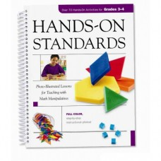 Hands-On Standards®:Teaching with Math Manipulatives,Grade 3-4