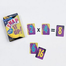 Snap It Up!® Card Games—Math: Multiplication