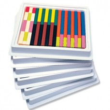Cuisenaire® Rods Multi-Pack, Wood