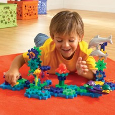 Under the Sea Gears Building Set, Set of 67