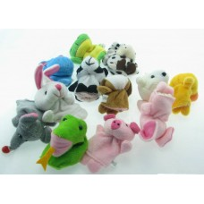 Finger Puppets, set of 12
